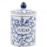BURK CHATEAU SUGAR