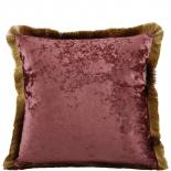 CUSHION COVER CHATEAU 45X45CM PINK