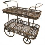 SERVING TROLLEY COLONIAL