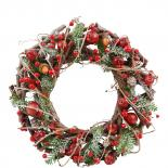 WREATH SANDRA LARGE