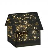 LED GLASS COTTAGE SMALL