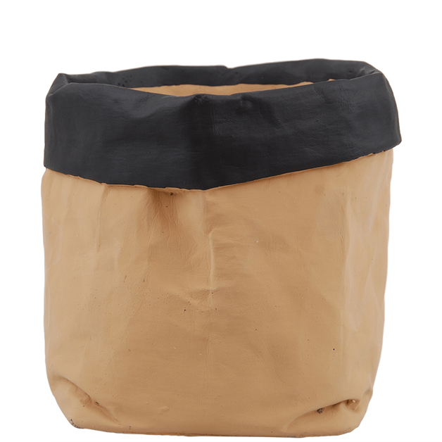 paperbag pot large