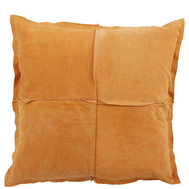 CUSHION COVER PARIS SUEDE 45X45CM BROWN i gruppen Textilier / Kuddar & Dynor hos Miljögården (640650)