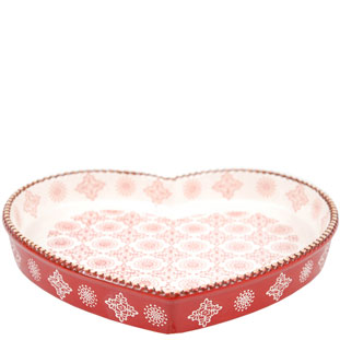BAKWARE MERRY HEART LARGE