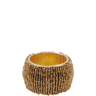NAPKIN RING LINDA GOLD