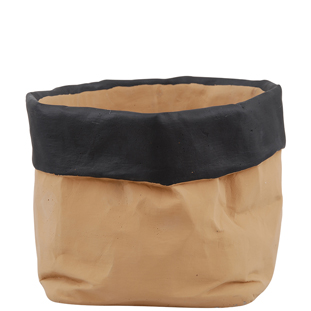 POT PAPERBAG CEMENT XL