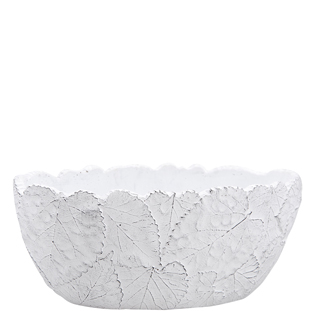 POT RIVA OVAL 16,5 WHITE