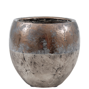 POT TARA MEDIUM 19 BRONZE