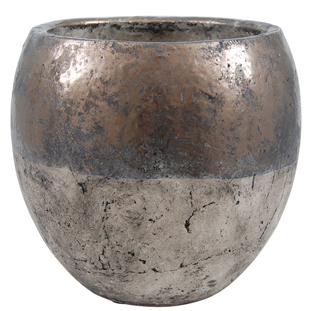 POT TARA LARGE 25,5 BRONZE