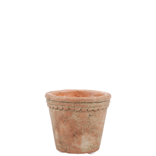 POT ELIOTT 11CM SMALL TERACOTTA