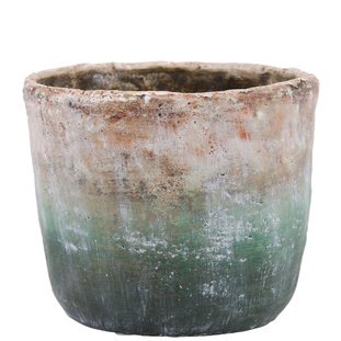 POT NIJAGO 19CM LARGE GREEN