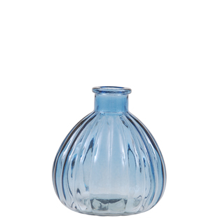 MINI VASE ELLIE BLUE