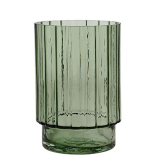 VASE LYON SMALL GREEN