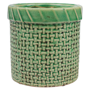 POT BASKET GREEN