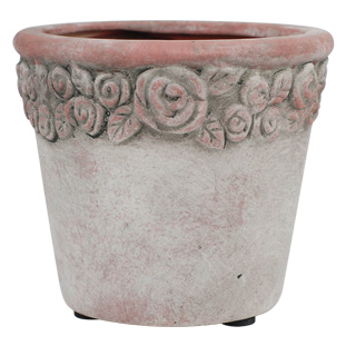KRUKA ANTIQUE ROSE LITEN