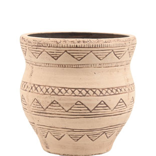POT KNOSSOS SMALL Ø15CM