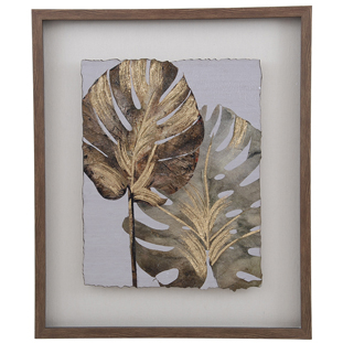 PICTURE MONSTERA LEAF