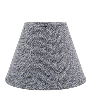 LAMP SHADE ARNETTE SMALL GREY