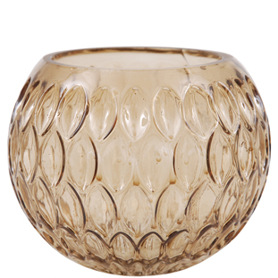 CANDLE HOLDER EVONNE BROWN