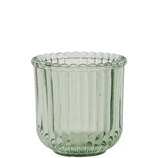 CANDLE HOLDER EMELINE GREEN