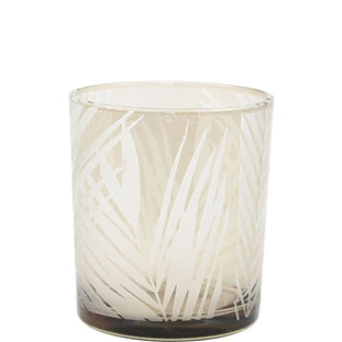 CANDLE HOLDER PAPUA MEDIUM GREY