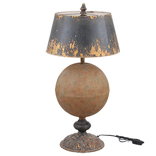 BORDSLAMPA RUSTY E27