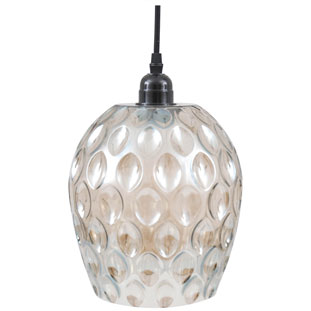 HANGING LAMP DROP OVAL E27