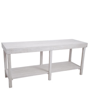 DECOR TABLE WHITE