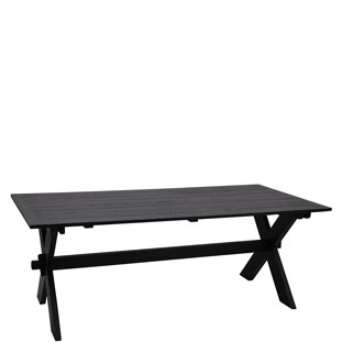 TABLE SOHO BLACK