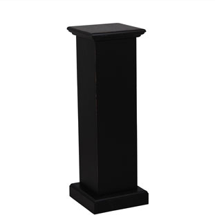 PEDESTAL WOOD SMALL