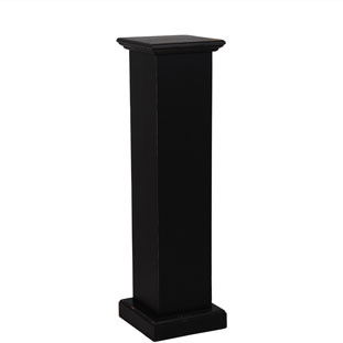 PEDESTAL WOOD LARGE