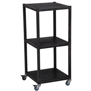TROLLEY TRIBECA SMALL BLACK