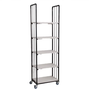 SHELF UFFE HIGH WHITE