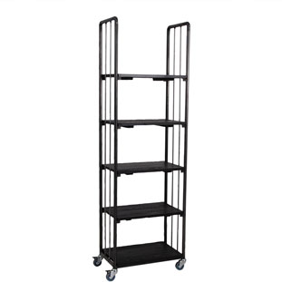 SHELF UFFE HIGH BLACK