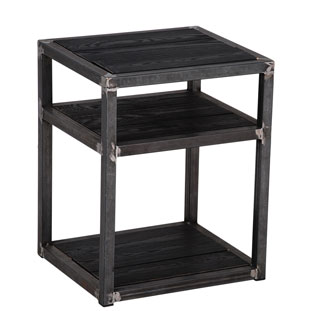 SIDE TABLE TRIBECA BLACK