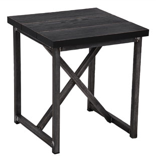 SIDE TABLE MANHATTAN BLACK