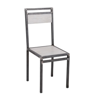 CHAIR TRIBECA WHITE