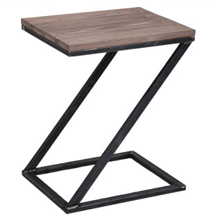 SIDE TABLE Z VINTAGE GREY
