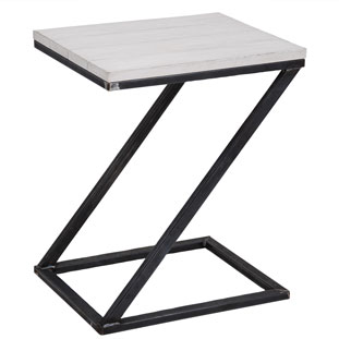 SIDE TABLE Z  WHITE