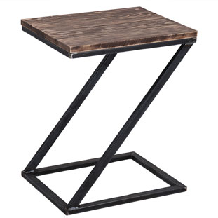 SIDE TABLE Z VINTAGE BROWN