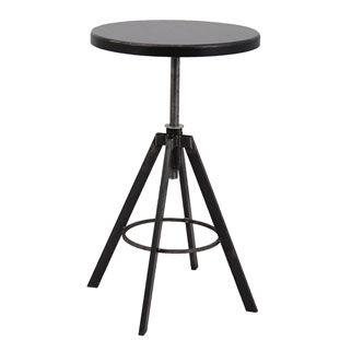 BAR TABLE HELLS BLACK