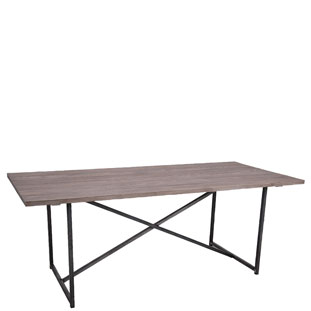 TABLE MANHATTAN VINTAGE GREY
