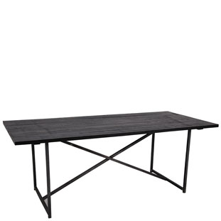 TABLE MANHATTAN BLACK