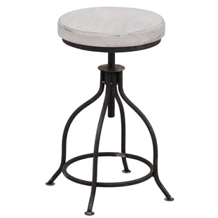 STOOL LA CUISINE WHITE