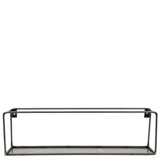 WALLSHELF IRON RECTANGULAR