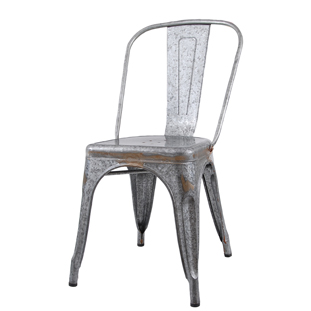 METAL CHAIR WAKI