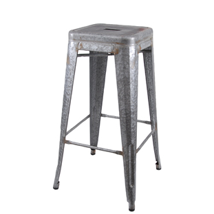 METAL STOOL WAKI LARGE
