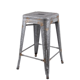 METAL STOOL WAKI  MEDIUM