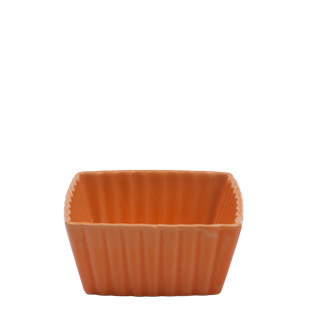 OVENWARE SQUARE LARGE ORANGE