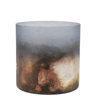 CANDLE HOLDER NARA LARGE COPPER